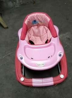 Pre Loved Apruva Walker - Pink