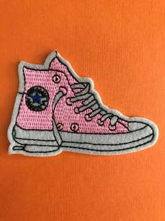 Bn shoe iron on patch
