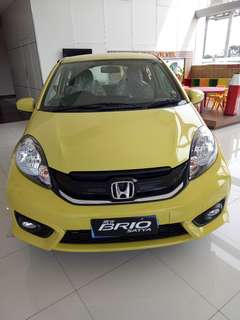 Honda promo brio