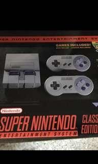 SNES Super Nintendo Classic Mini