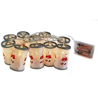LED Christmas Lights Battery Operated