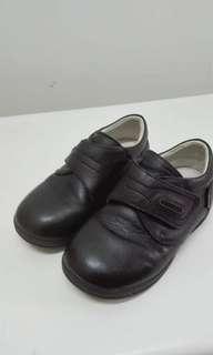 兒童皮鞋27 碼kids shoes