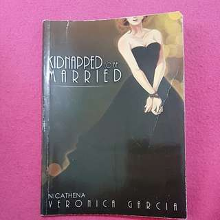 Fiction Book: Kidnapped to be Married
