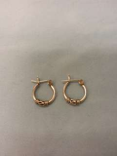 925 純銀耳環