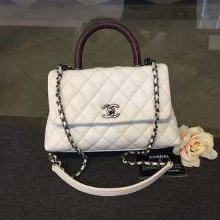Authentic Chanel Small Coco