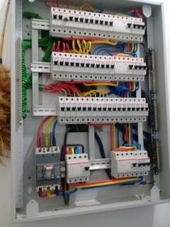 Aircond eletrical service