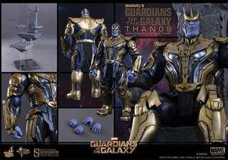 放Thanos (guardian版本) HotToys 二手幾乎全新