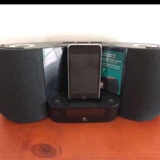 Logitech audio stereo speaker