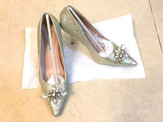 Jimmy choo  high heels roger valentino chanel dior hermes louboutin rene