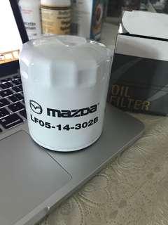 Mazda Oil Filter