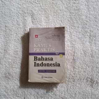 Kamus Praktis Bahasa Indonesia Edisi Terbaru EYD (kamus mini pocket