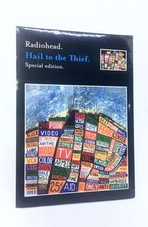 CD Radiohead - Hail to the thief special edition