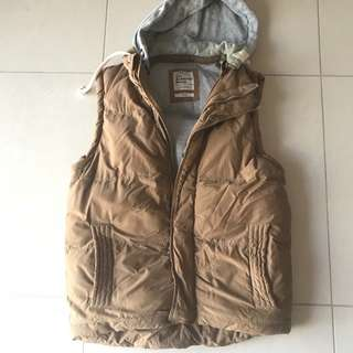 The Academy Brand Puffy vest