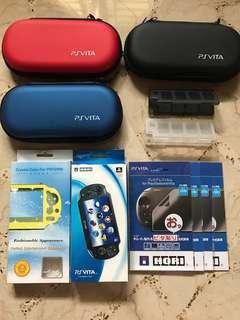 Ps Vita 1006/2006 Accessories