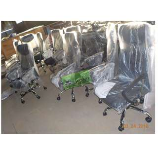 12pcs HB-1007 MESH EXECUTIVE CHAIRS--KHOMI