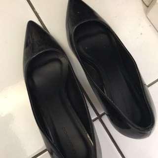 Heels black urban&co