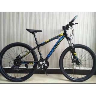 "CROLAN 26"" MTB ★ HYDRAULIC Brakes! ★  24Speeds, Front suspension ✩ Brand new bicycles / Mountain bikes"