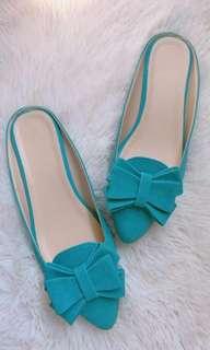 Darlene's sandals