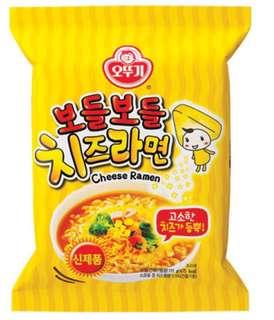 🚚 韓國不倒翁起司泡麵