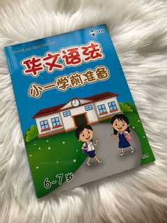 BN Preparation for p1 chinese