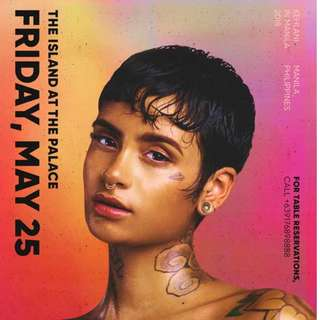 2 tickets for Kehlani Live in Manila!!