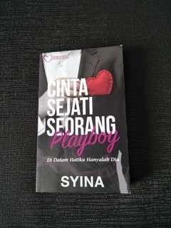 Novel Melayu: Cinta Sejati Seorang Playboy