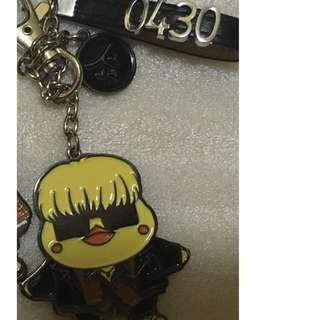 WOOYOUNG  1st SOLO CONCERT <엥?CALL!> - Piyoung Keyring