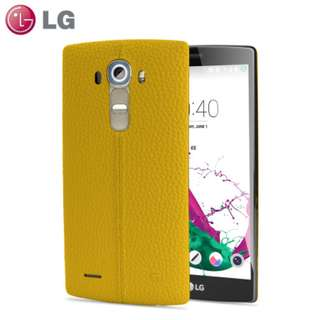 LG G4 Genuine Leather Battery Cover(CPR-110)原裝韓製真皮電池背蓋: H815T, H815, H818P, H818N , F500