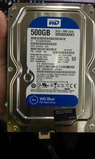 Western Digital PC  Hard drive