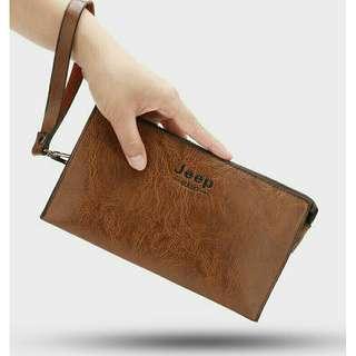 Man/woman long wallet
