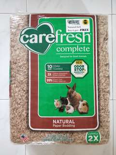 Carefresh Complete Pet Bedding, for small animals