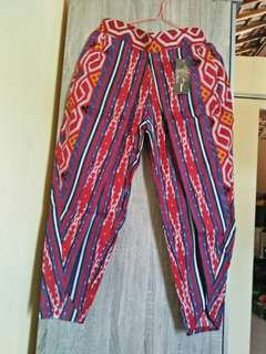 Celana batik fashion