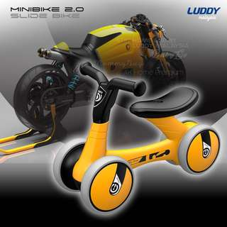 Luddy Minibike 2.0 Yellow