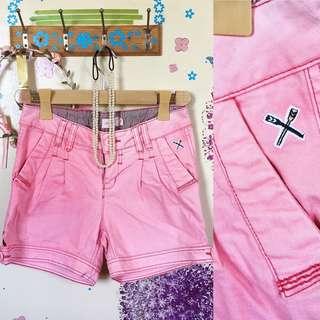 ❤️ Acid washed denim shorts