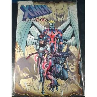 X-Men Mutations TPB