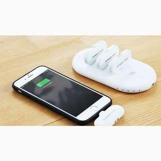 Finger Pow手指充電 charger / portable