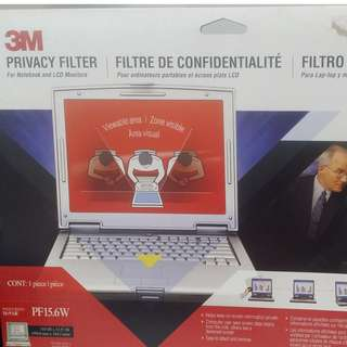 """3M™ PF 15.6"""" Notebook (Laptop) Privacy Filter ( 98044049264 )"""