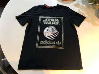 Star Wars round shirt