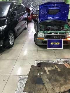 servis aircond perodua kancil