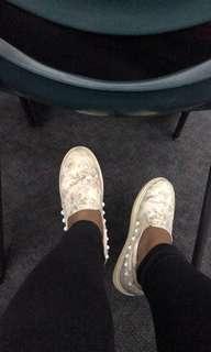 Korean shoes/slip on