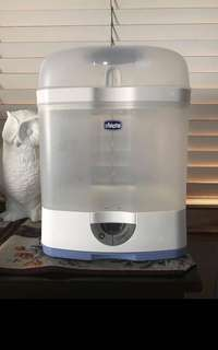 Chicco 3 in 1 Sterilizer (Like Brand New)