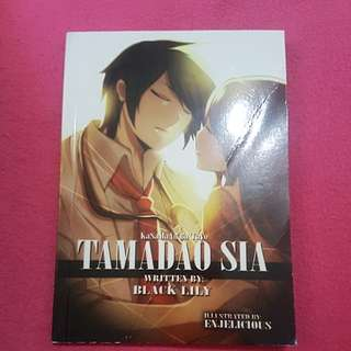 Fiction Book: Tamadao Sia