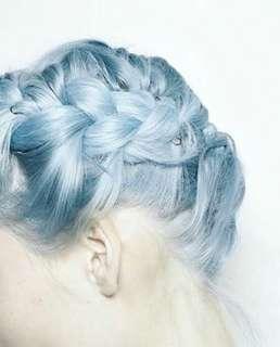 Huenicorn haircolor