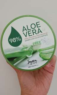 Shooting Gel Aloe Vera Jayeon 98%