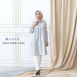 Dean Pearl Tunic (Jastip Mayoutfit)