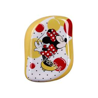 [PREORDER] Tangle Teezer Compact Styler Hairbrush - Disney Minnie Mouse Sunshine Yellow