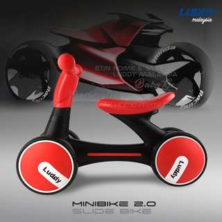 Luddy Minibike 2.0 Black