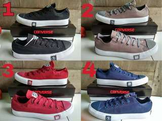 Converse flash II