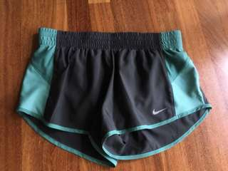 Nike running short size S condition 9/10