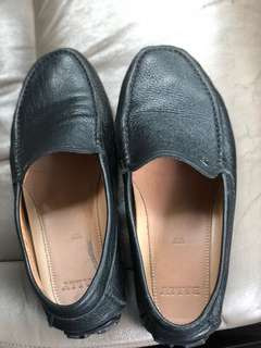 Slip on Bally switzerland kulit made in italy